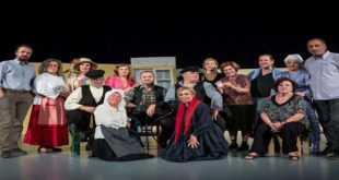 Η παράσταση «Ο Αρχοντογιός παντρεύεται» επανέρχεται στα Γιαννιτσά!