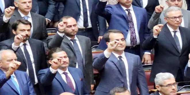 Λάκης Βασιλειάδης: Θα καταβάλω κάθε δυνατή προσπάθεια να φανώ αντάξιος των προσδοκιών σας