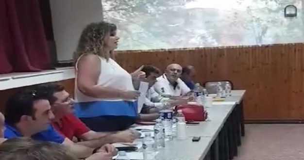 Δήμαρχος Σκύδρας Κατερίνα Ιγνατιάδου για τη μόλυνση της Τάφρου 66: Η ευθύνη ανήκει αποκλειστικά στην Περιφέρεια