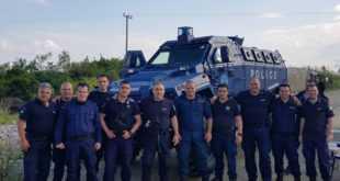 Αστυνομική διμοιρία από την Πέλλα στην περιοχή Μελισσοκομείο του Έβρου