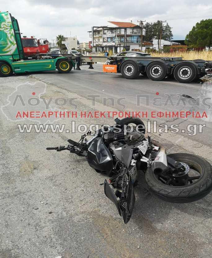 Θεσσαλονίκη: Νεκρός 21χρονος σε τροχαίο – Είχε τα γενέθλιά του, φωτογραφία-2