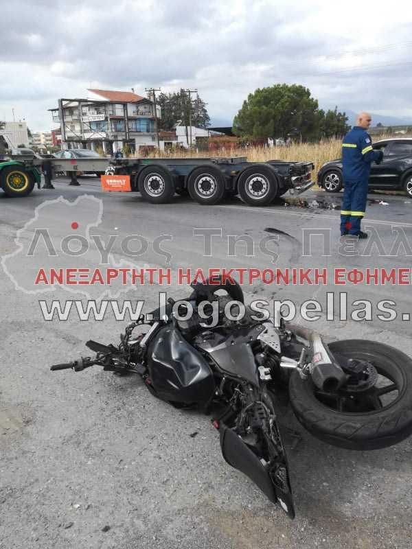 Θεσσαλονίκη: Νεκρός 21χρονος σε τροχαίο – Είχε τα γενέθλιά του, φωτογραφία-1